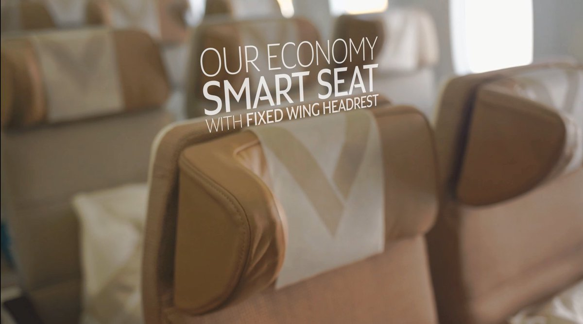 We deliver choice, comfort & fun back to travel with our EconomyClass.  More: