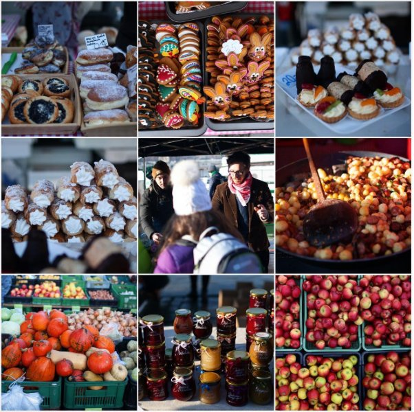 What is your favorite food abroad? Our favorite  place to snack is the Naplavka farmers market in Prague! #VisitCZ https://t.co/MThEOw6KVR