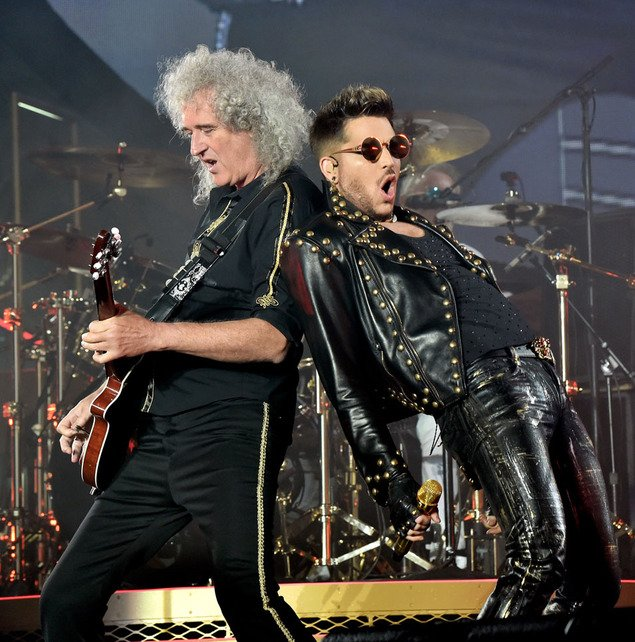 Time to get excited: Queen & Adam Lambert are coming to ROCK Tel Aviv!!! More here: https://t.co/s1xQUZWRng https://t.co/V1pzPLQMXH