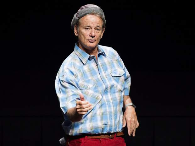 Bill Murray to receive Mark Twain Prize for American Humor via @nparts