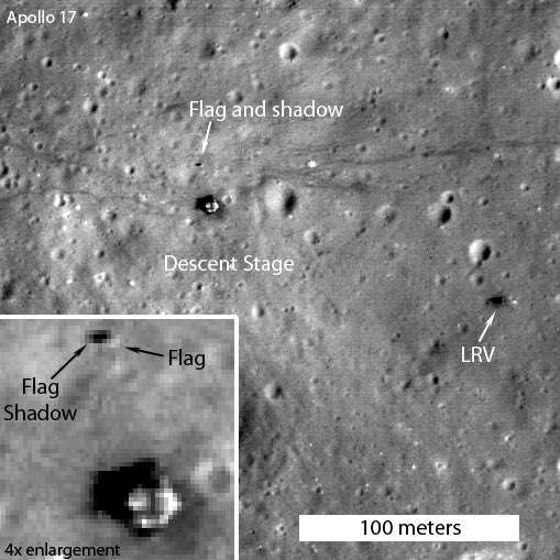 DYK flags still stand on the lunar surface? #FlagDay https://t.co/oSS9SuMH1C