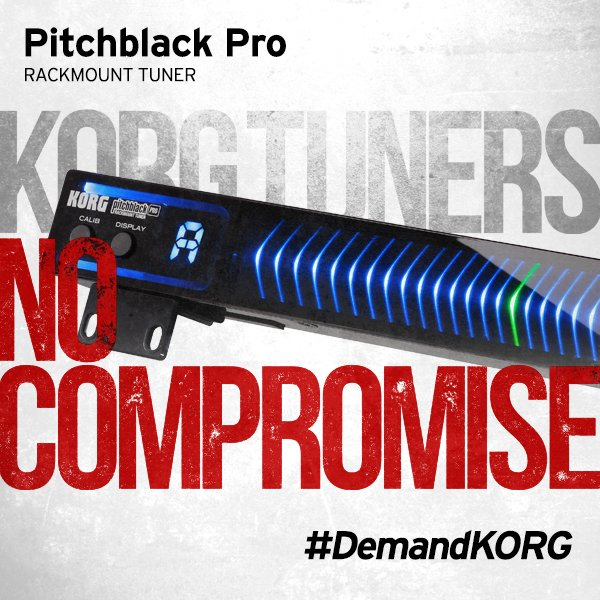 #tunertuesday is back! #Retweet to win a Pitchblack Pro! #dontcompromise. #demandkorg. Winners picked tomorrow! https://t.co/cErkLFwuBN