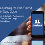 RT @TLLLFoundation: Announcing our partnership with #Facebook to help identify suicidal tendencies in friends: https://t.co/NP7TY9OwqA http…