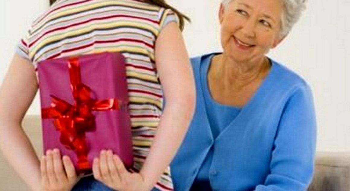 подарок на новый год бабушке фото
