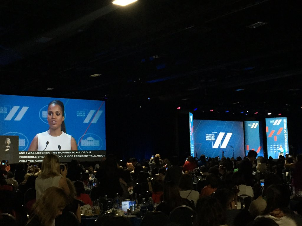 .@kerrywashington reminds us that race/economic empowerment/violence are connected. #StateOfWomen #intersectionality https://t.co/HXBod9PP1O