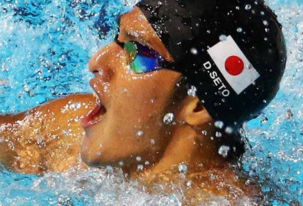 Meet @daiya_seto, Japan's rising star in swimming and two-time world champion! https://t.co/OkMpesjTMy #TeamVisa https://t.co/0IX5vMCDwT