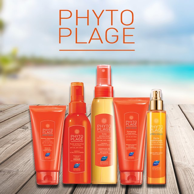 5 lucky winners will get a chance to WIN a product in the #PHYTOPLAGE summer hair care range, ENTER TODAY! #phytousa https://t.co/LzNyJc5hbV