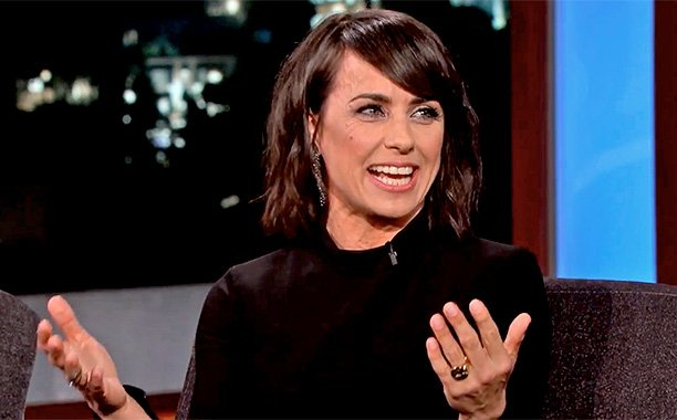 UnReal's Constance Zimmer received a life-sized Michael Jackson doll for her 16th birthday:
