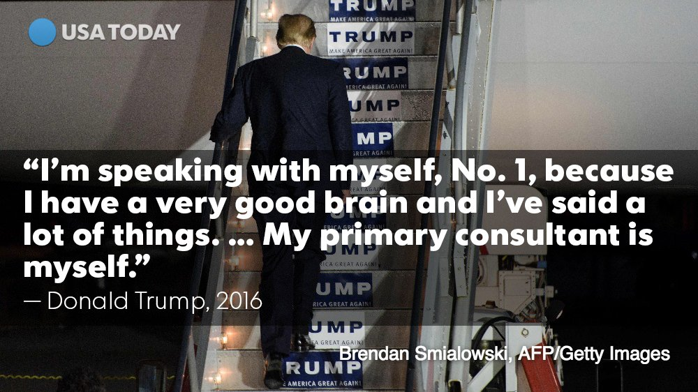 70 memorable @realDonaldTrump quotes on his 70th birthday https://t.co/5HQ8thuRJZ via @elizacollins1 https://t.co/z95VQSW0xU