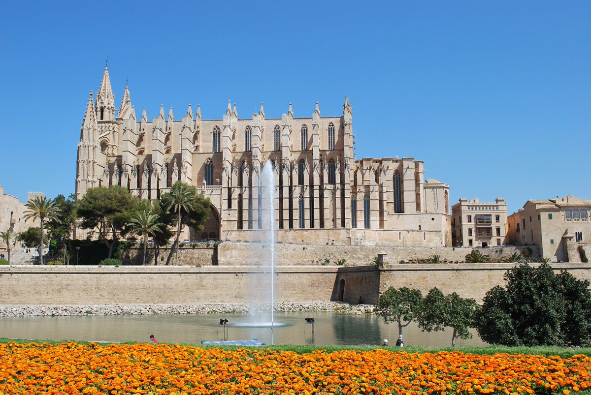 A trip to Palma wouldn't be complete without a tour of Catedral La Seu: