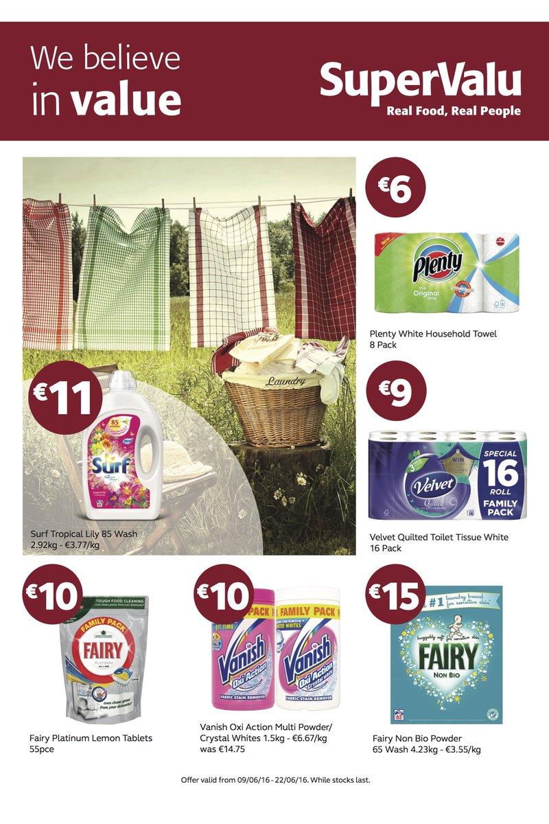 Make the housework a whole lot easier with these household offers! https://t.co/4kqtsaZWJT