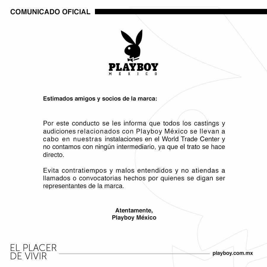 RT @PlayboyMX: #PlayboyNews https://t.co/BxVxkSZ4VN