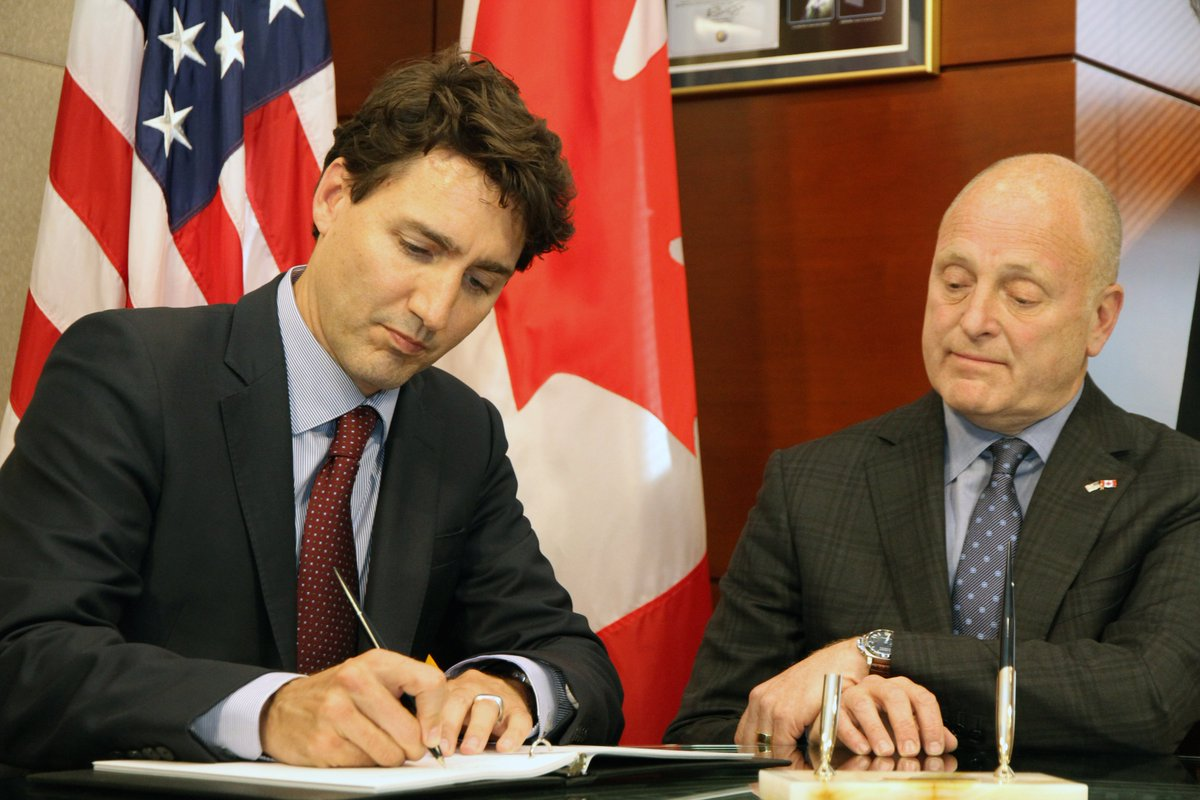 Thank you @CanadianPM @JustinTrudeau & all Canadians for your friendship & support. #OrlandoShooting @BruceAHeyman https://t.co/SJ57c7DQSX