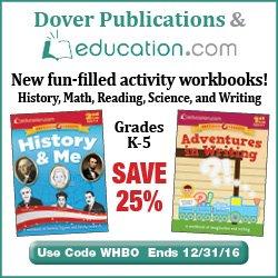 #ad #ihsnet ♥s @doverpubs -- affordable #homeschool materials! https://t.co/YcNHVorcev https://t.co/DQ4N1UV7MZ