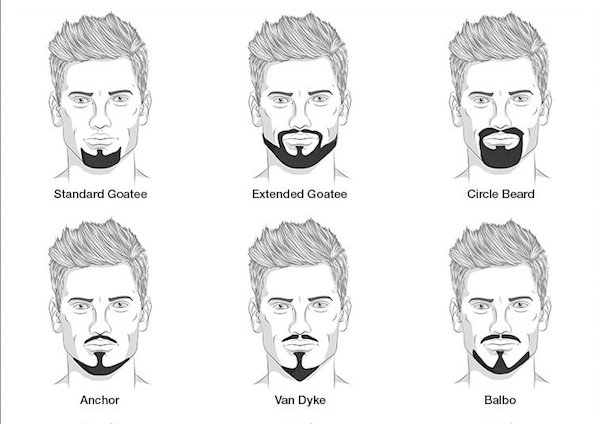 The Ultimate Guide To Facial Hair Styles For Men