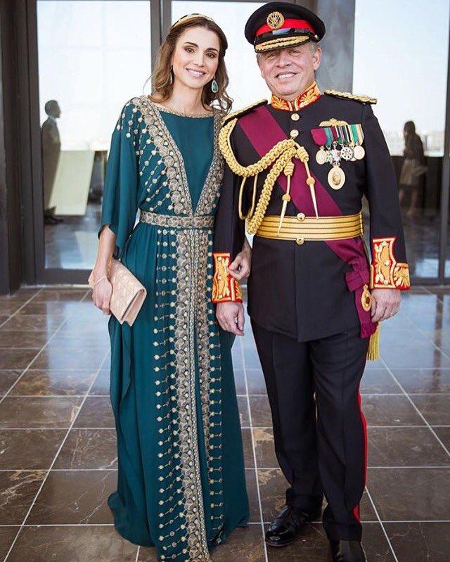 جلالة الملك عبدالله و جلالة الملكة رانيا   الله يحميهم .#خبرني https://t.co/aDDCB2t5wS