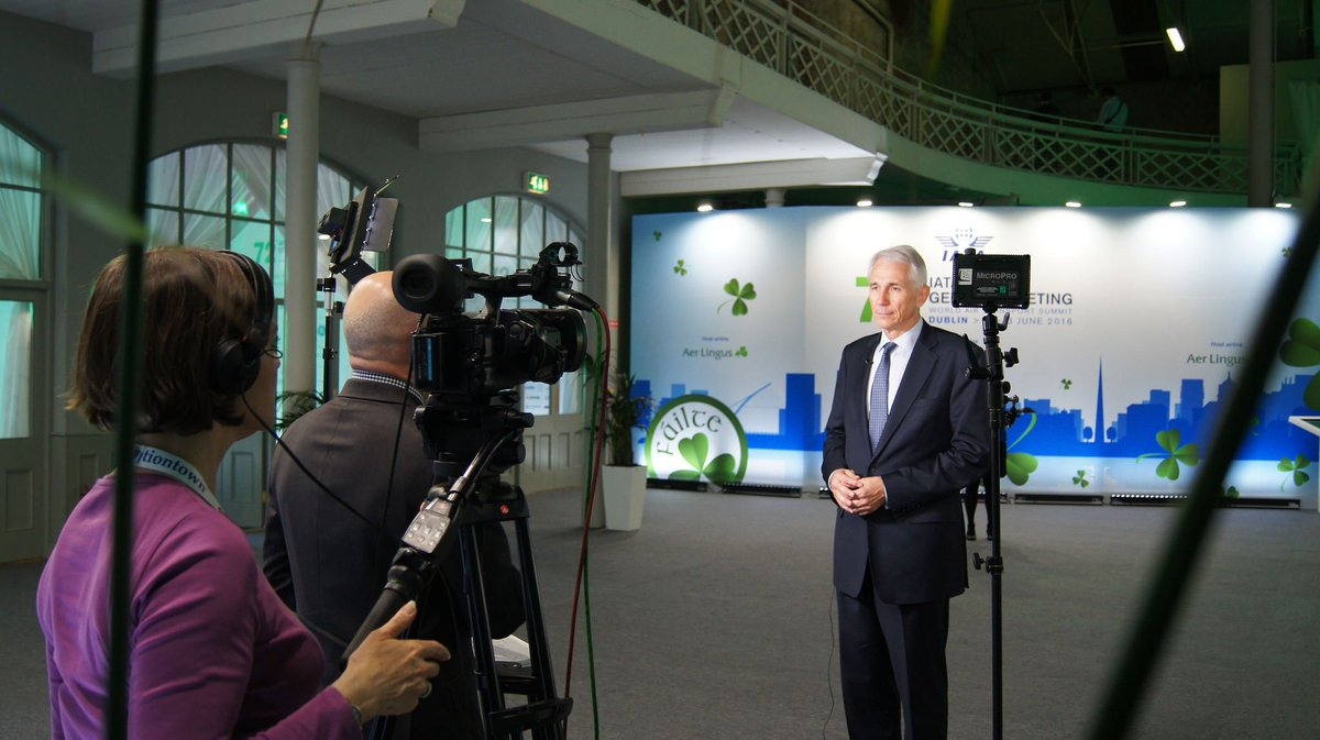 IATAAGM in videos! Check out our interview playlist to catch up + watch for updates today: