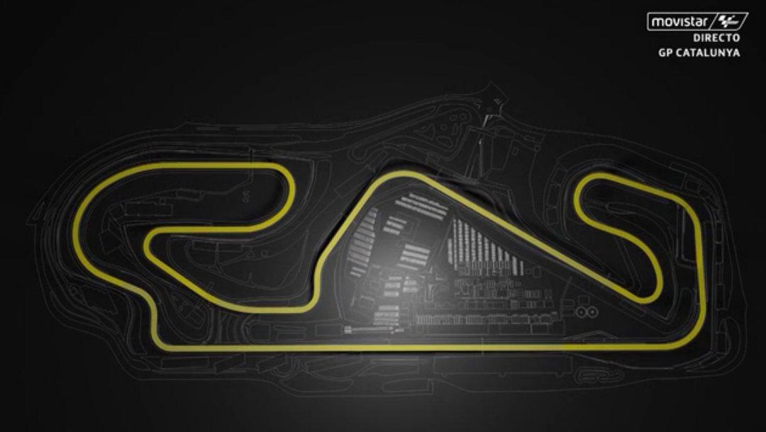 Circuito Kpop : Un dibujo perfecto para volar motogp se prepara