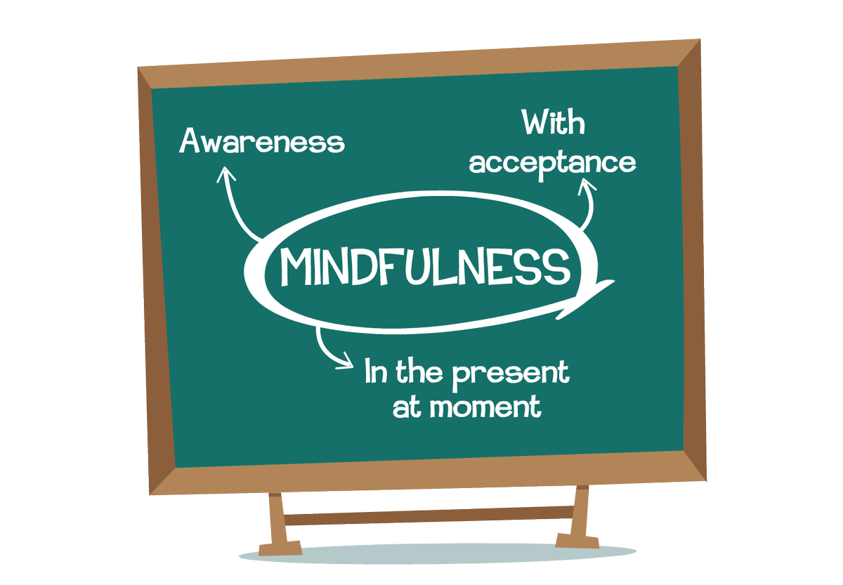 Mindfulness isn't difficult, we just need to remember to do it.  Sharon Salzberg  #mindfulness @actionhappiness https://t.co/otRwNoO22A