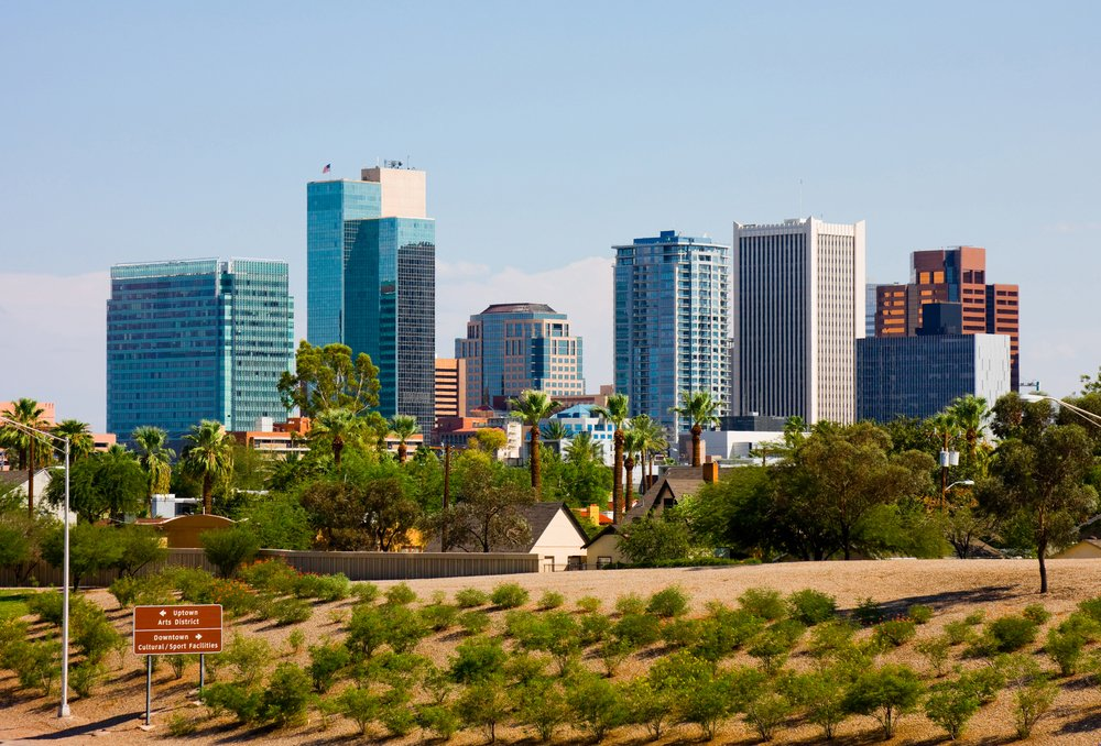 Phoenix is phun & easy to get to w/ 11 nonstop flights a day on @AmericanAir & @SouthwestAir