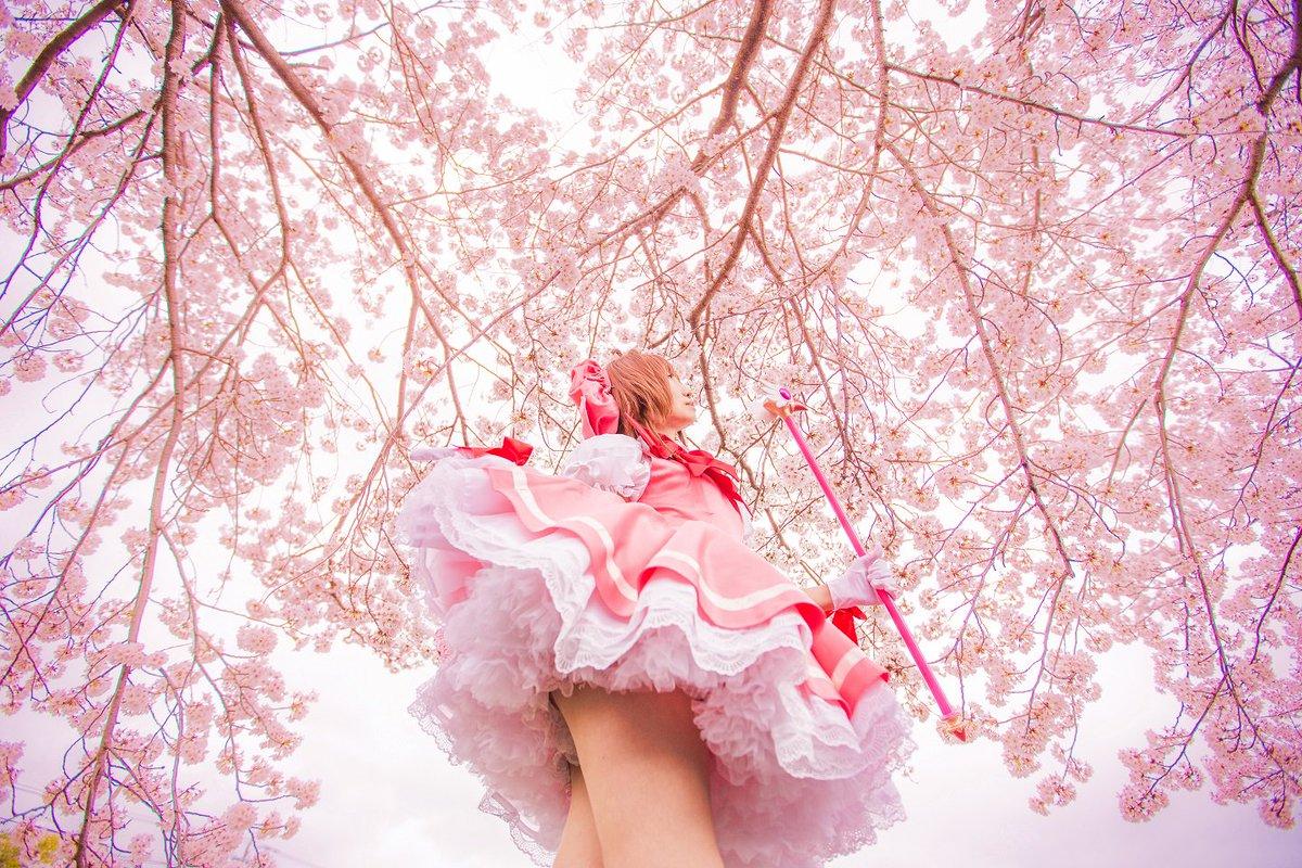 しらほなつみさんの写真とつぶやき:カードキャプターさくら:木之本桜 魔法少女は永遠だ♡ #CCさくら  #CCさくら好きな奴はRT #カードキャプターさくら  #なかよし  #クリアカード編 https://t.co/litKR3IVgN