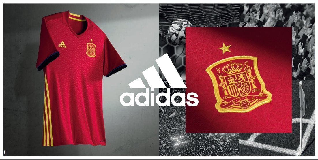 #Concours #Euro2016 #BEL (XL) et #ESP (L) à gagner : RT + Follow @adidasFR @ThibaudVezirian @TPMS #FirstNeverFollows https://t.co/rcXnIvPfzW