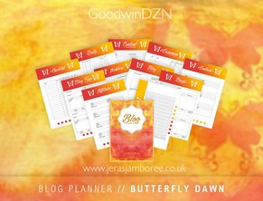 In collaboration with @GoodwinDZN we're excited to announce our first #blogplanner https://t.co/8sk4YnvWlL https://t.co/HzjTwoK7f0