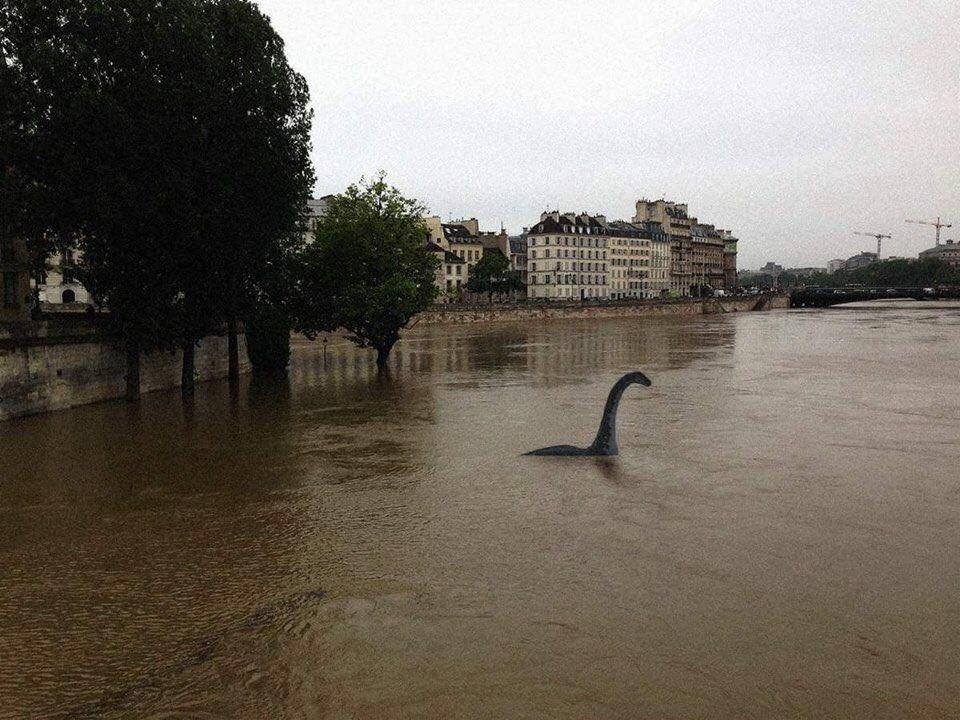Now in Paris