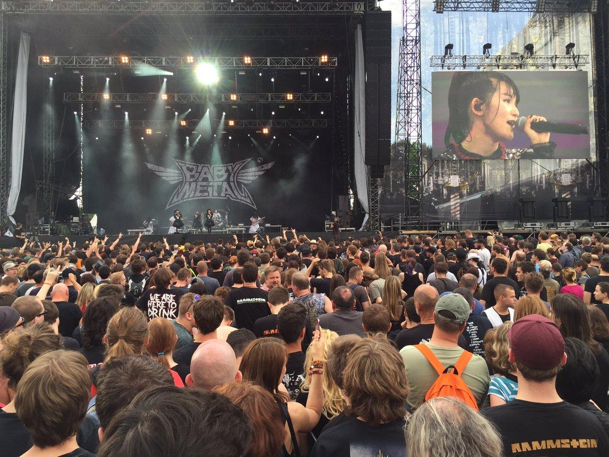 【音楽】BABYMETAL、東京ドーム追加公演決定! 史上最大11万人でメタルの祭典を敢行 [無断転載禁止]©2ch.netYouTube動画>37本 ->画像>183枚