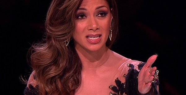 How does Scherzy feel about her X Factor return?
