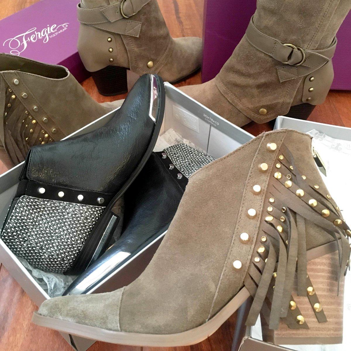 RT @FergieFootwear: #RepeatAfterMe: #ideservenewshoes! Take $10 OFF @Fergie orders $50+ w/ #promocode FERGIE10!???? https://t.co/SKXmVHcjxn ht…