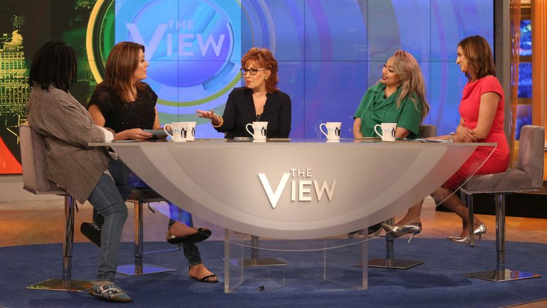 Michelle Collins Out as 'The View' Co-Host