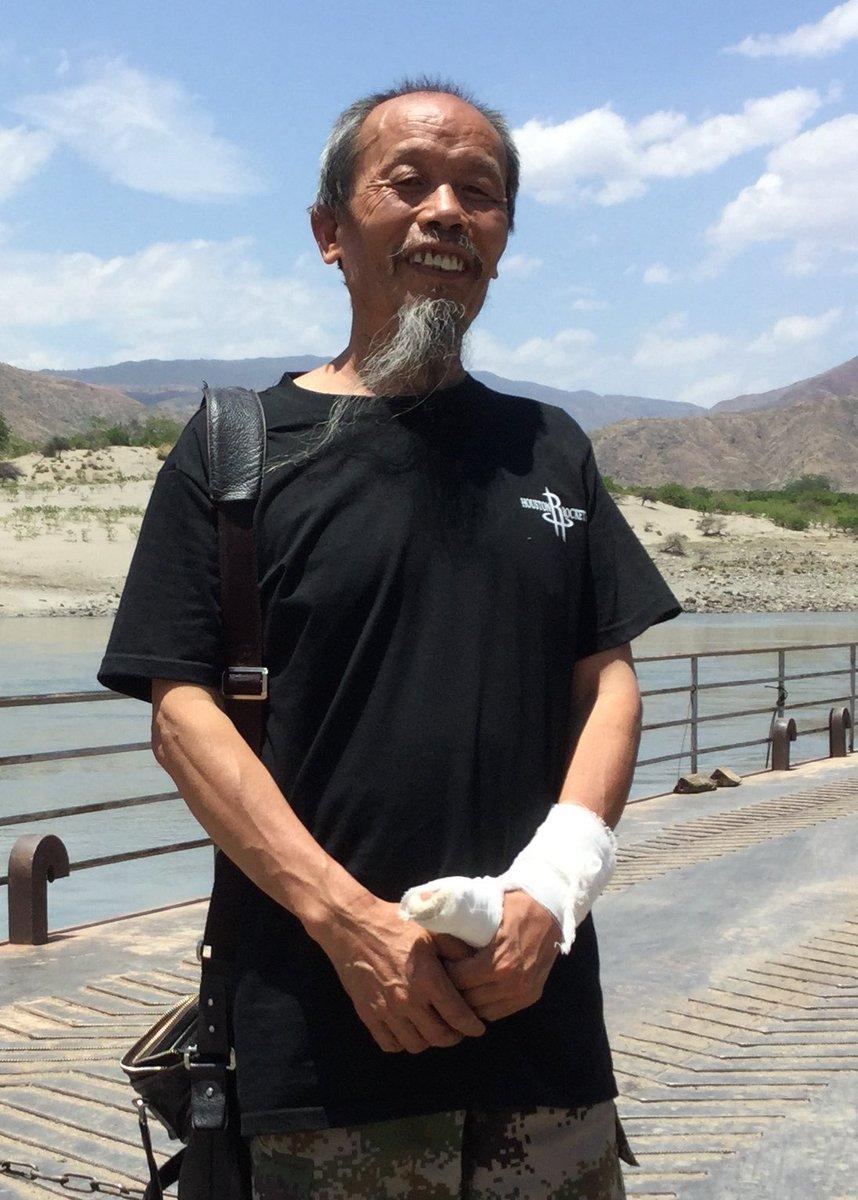 【八九六四】金沙江畔穿黑衫 https://t.co/QWLGvlJZcM