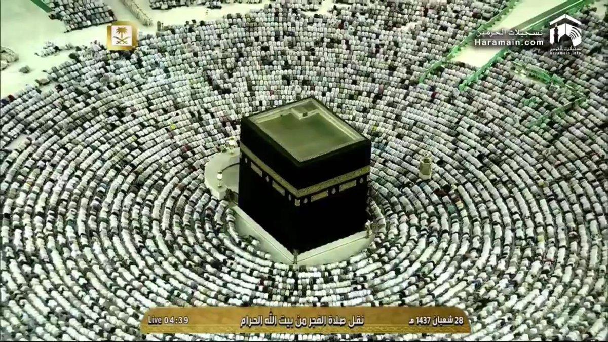 Suboh di al-Haram. beruntunglh mereka yg di sana coz dpt brpuasa, tarawih n beribadat. insha ALLAH, me b there again https://t.co/cS1yNfUhDm