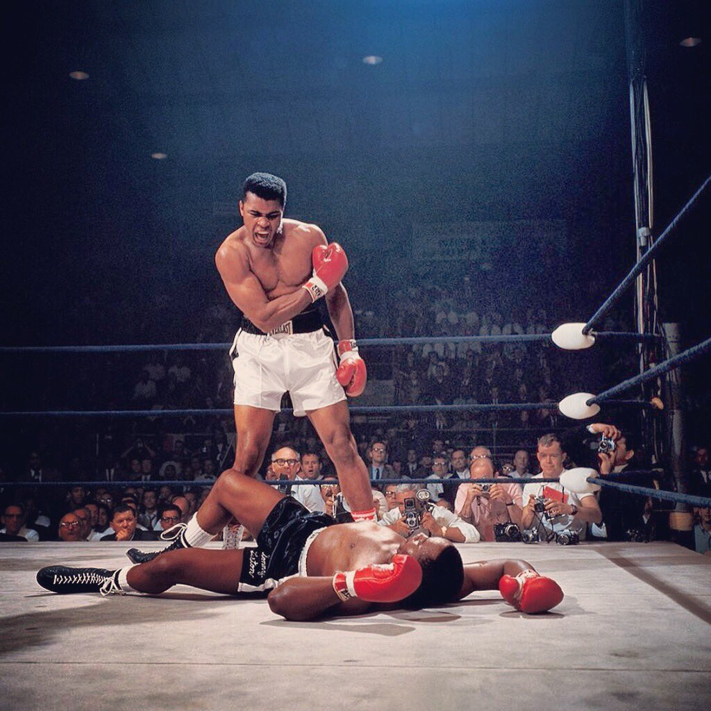 Goodbye to the champion of champions. Rest in peace, Muhammad Ali. #TheGreatest https://t.co/KzLcT8M5tQ