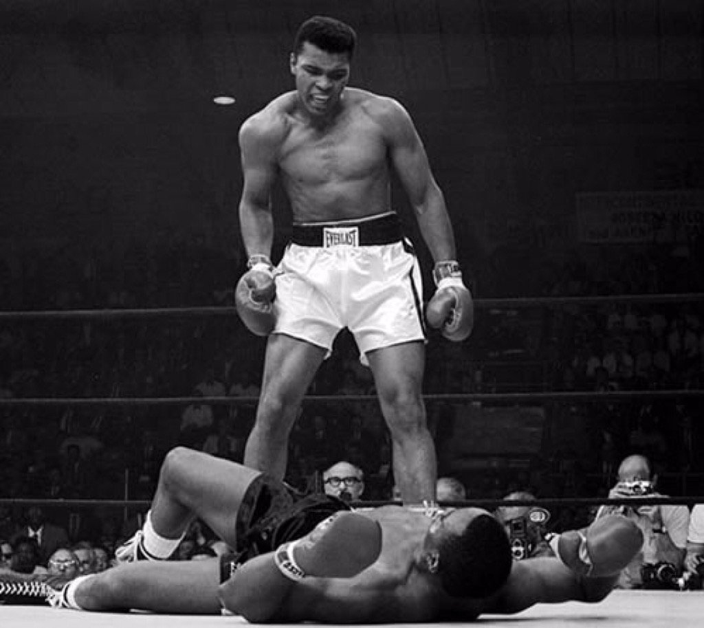 Loss of Ali feels personal to so many cos wasn't only greatest athlete of 20th century but one of its great men. RIP https://t.co/181CaauLql