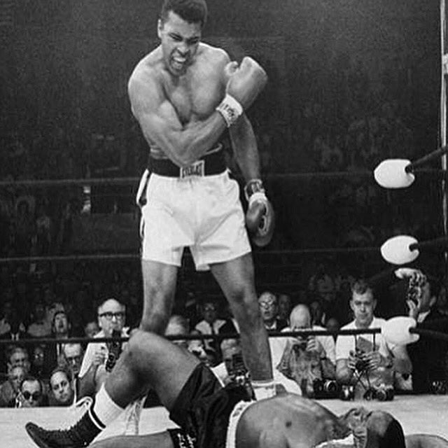 """The Greatest"" made such an impact on the entire world #RIPMuhammadAli https://t.co/LECBjQgfJA"