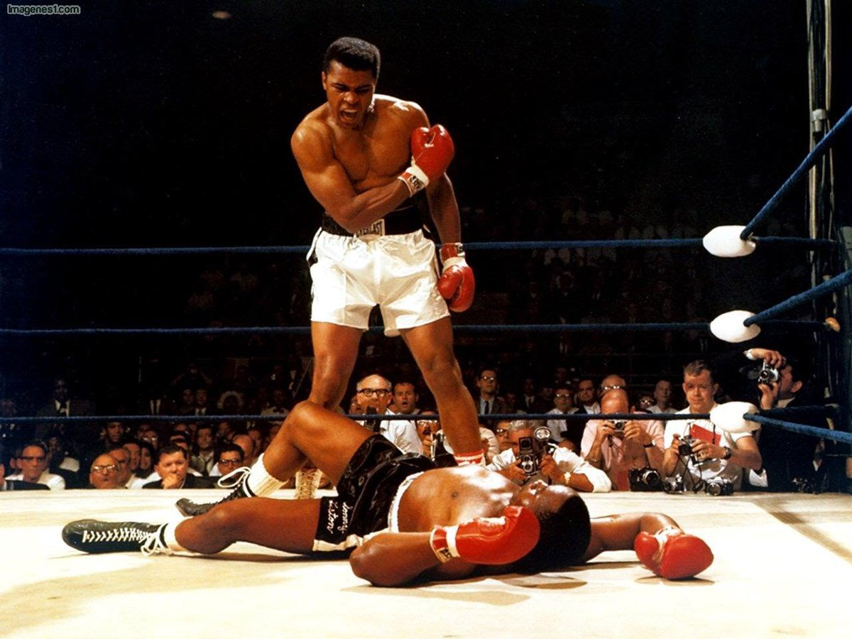 Rest in peace to the greatest. https://t.co/4WChr9oq7I