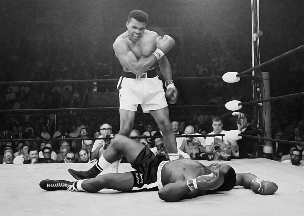 In the history of sports, no athlete was anywhere near as significant as Muhammad Ali. Rest in peace, great one. https://t.co/XrhitvlYB1