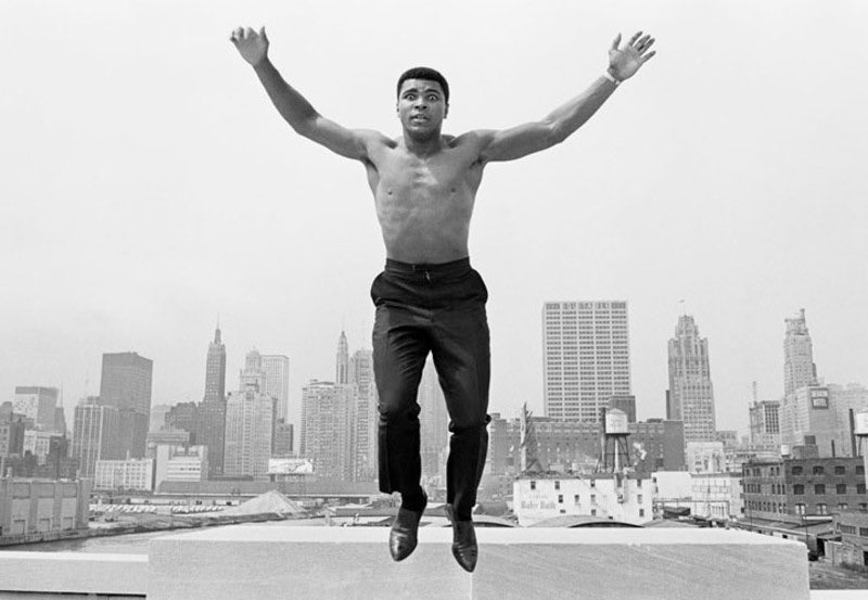 """""""Impossible is not a fact. It's an opinion."""" RIP #MuhammadAli https://t.co/MHnDq071Uu"""