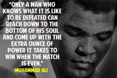 I have always looked up to  #MuhammadAli. He paved the way 4  combat sports & will always be missed. #RIPMuhammadAli https://t.co/TDCyfV5Y5r