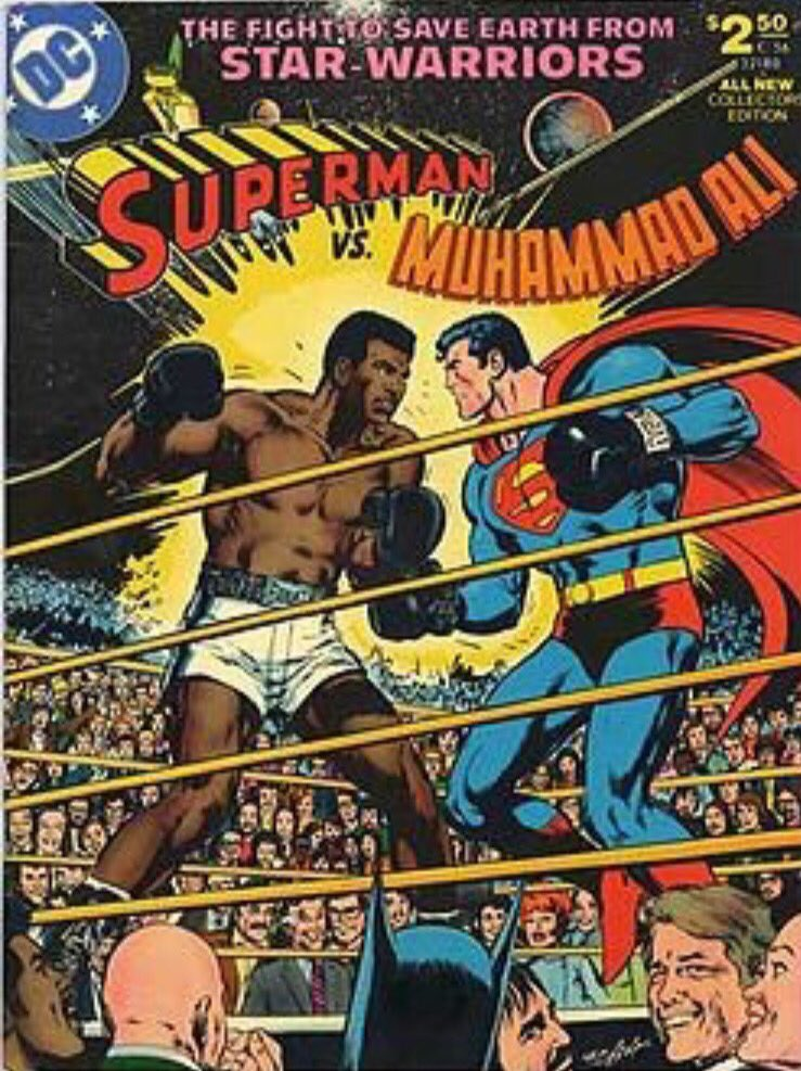 RIP Muhammad Ali - an incredible athlete, an extraordinary showman; a man who changed the world. https://t.co/ez1F8qDqmm