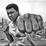 The greatest - inside and outside the ring. Rest In Power champ #heartbroken #MuhammadAli https://t.co/XkxcYurVnY