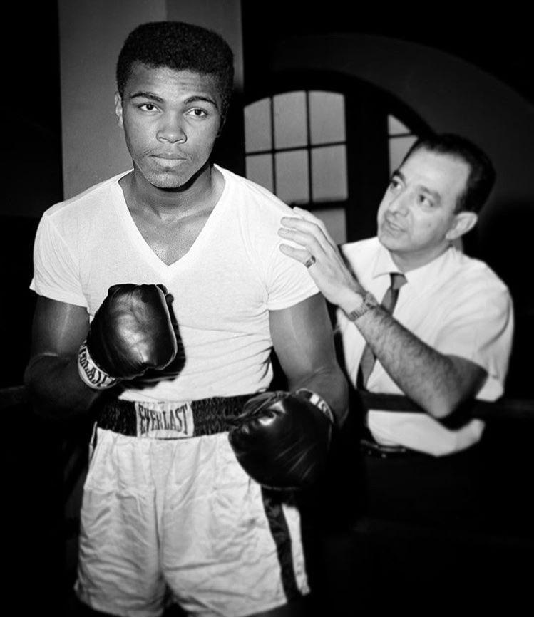 What a man.... rest in peace Muhammad Ali https://t.co/tRkPypFw5C