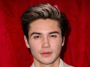 Ooh! Is George Shelley returning to X Factor this year?!