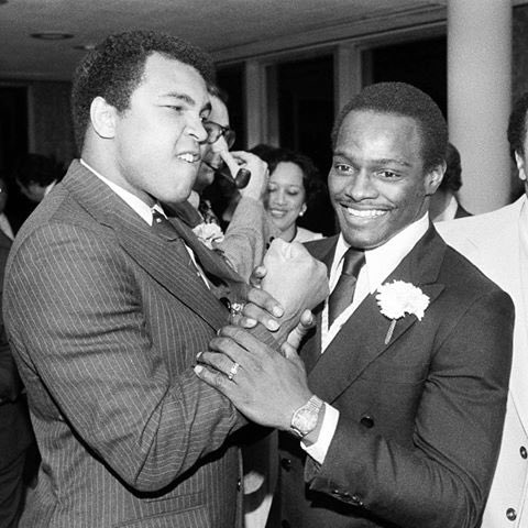 This is what greatness looks like. RIP #MuhammadAli.