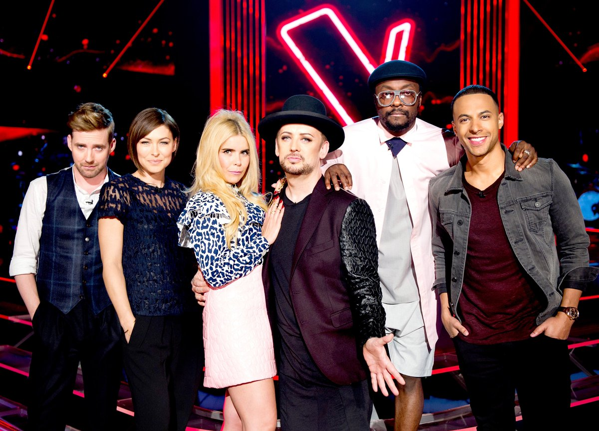 The Voice are pulling out all the stops to make the next series a success