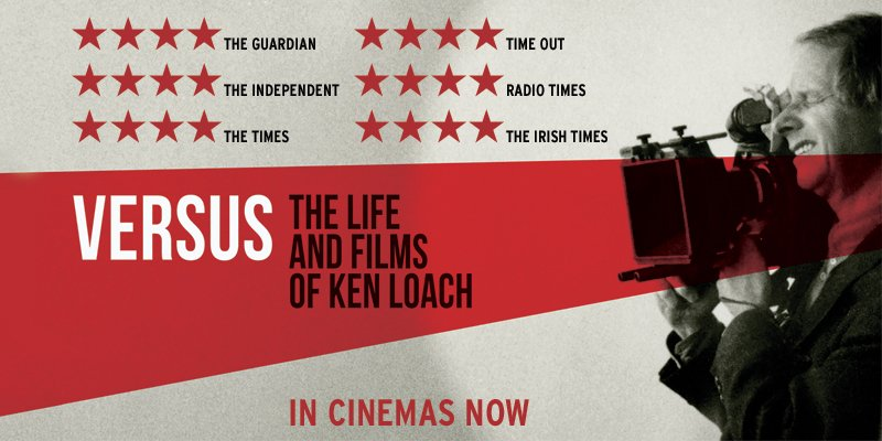 Pay £5, £2.50 or a penny: 'pay what you can' showing of Ken Loach doc #Versus tmrw 11.30am https://t.co/3CB4iIyOFK https://t.co/VA9B0tI5YM