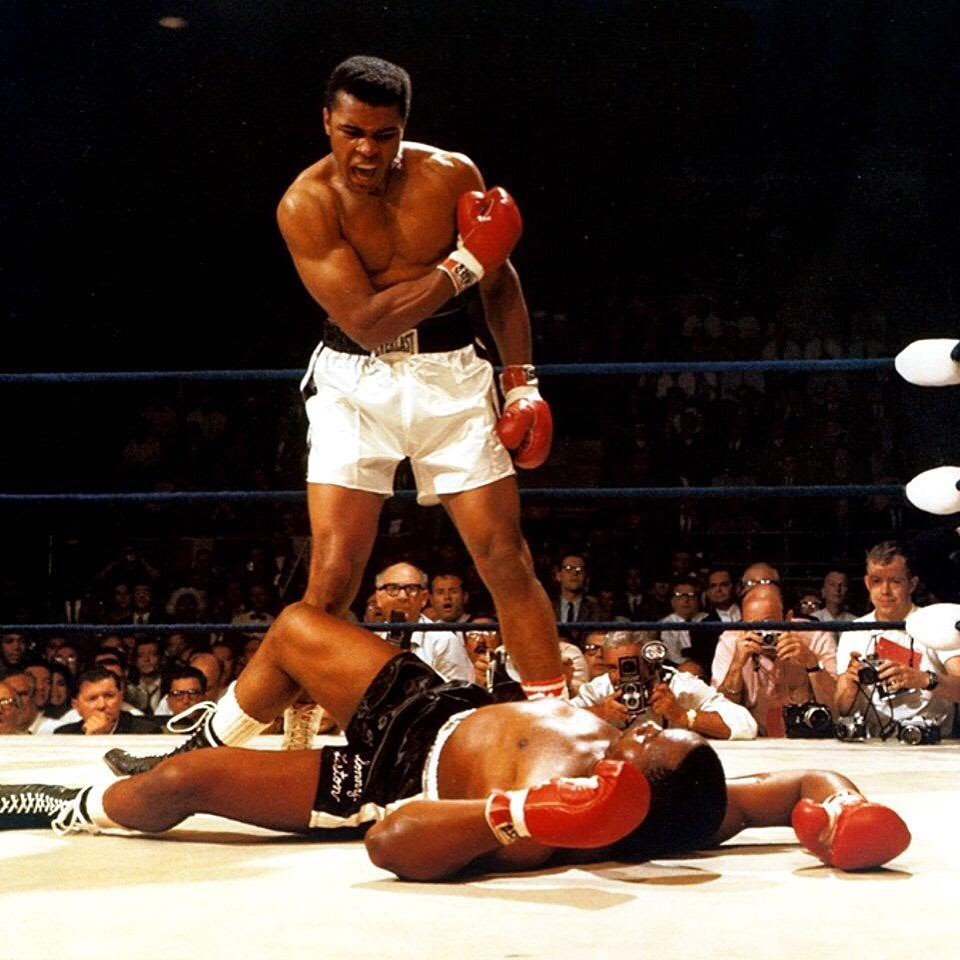 Rest In Paradise Champ!!! The greatest!!! https://t.co/8IF1g7psB8