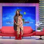 RT @GeminiTV: Much awaited show #MemuSaitham has just began on @GeminiTV. @RaashiKhanna @LakshmiManchu https://t.co/v2WIVvsdng